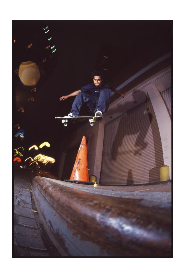 41e7f677efd9 Bigger Spin / EP 005 - Benjamin Deberdt   Live Skateboard Media