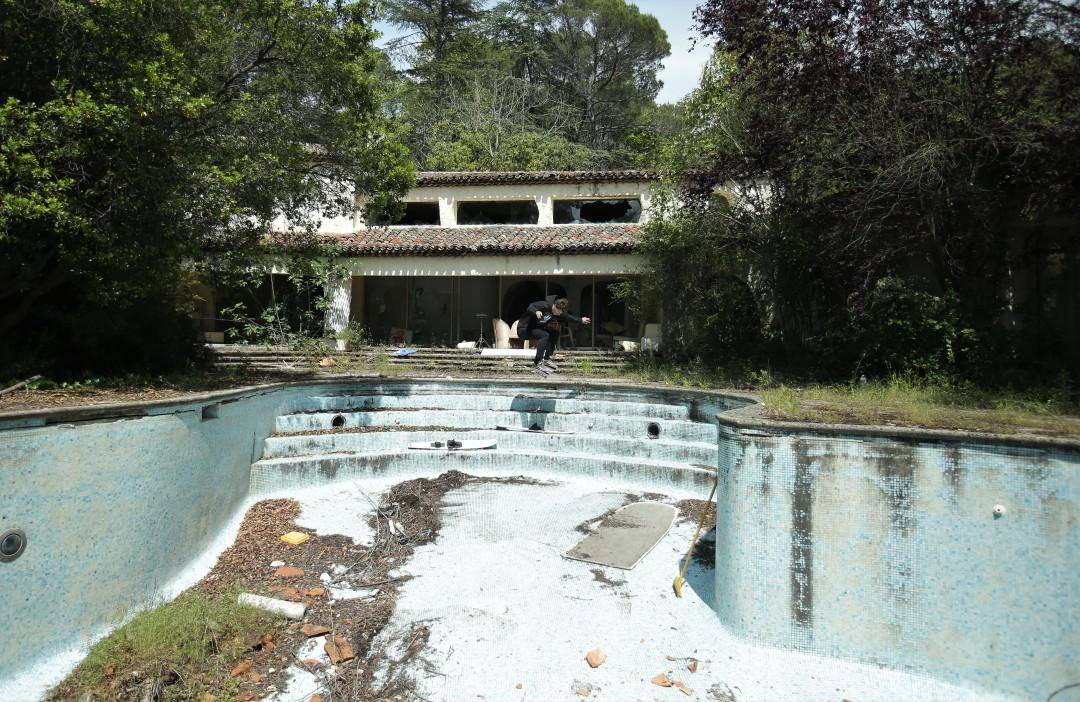Villa du milliardaire / The billionaire's villa. Ph.: Fred Schwal