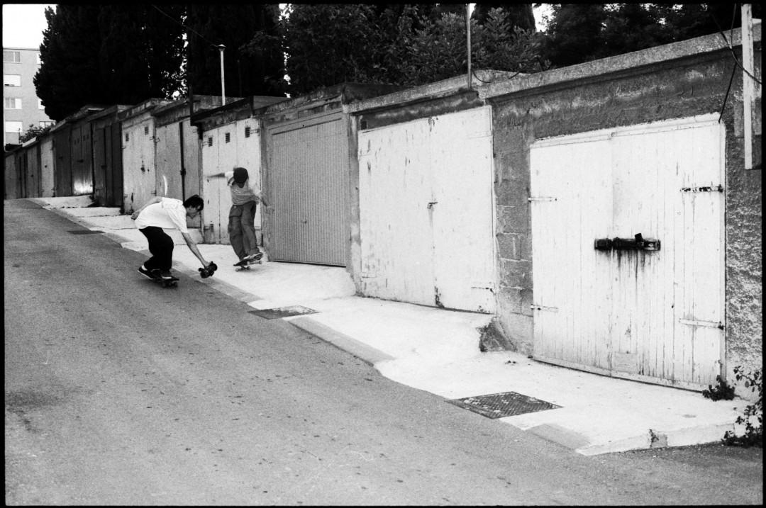 Jack Soden, hill bomb manual à Pula en Croatie / in Pula, Croatia.