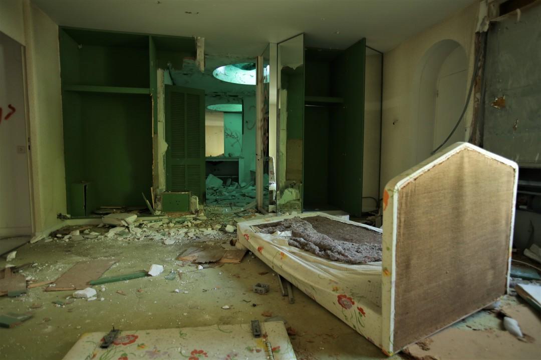 Villa irakienne / Irakian villa. Ph.: Fred Schwal