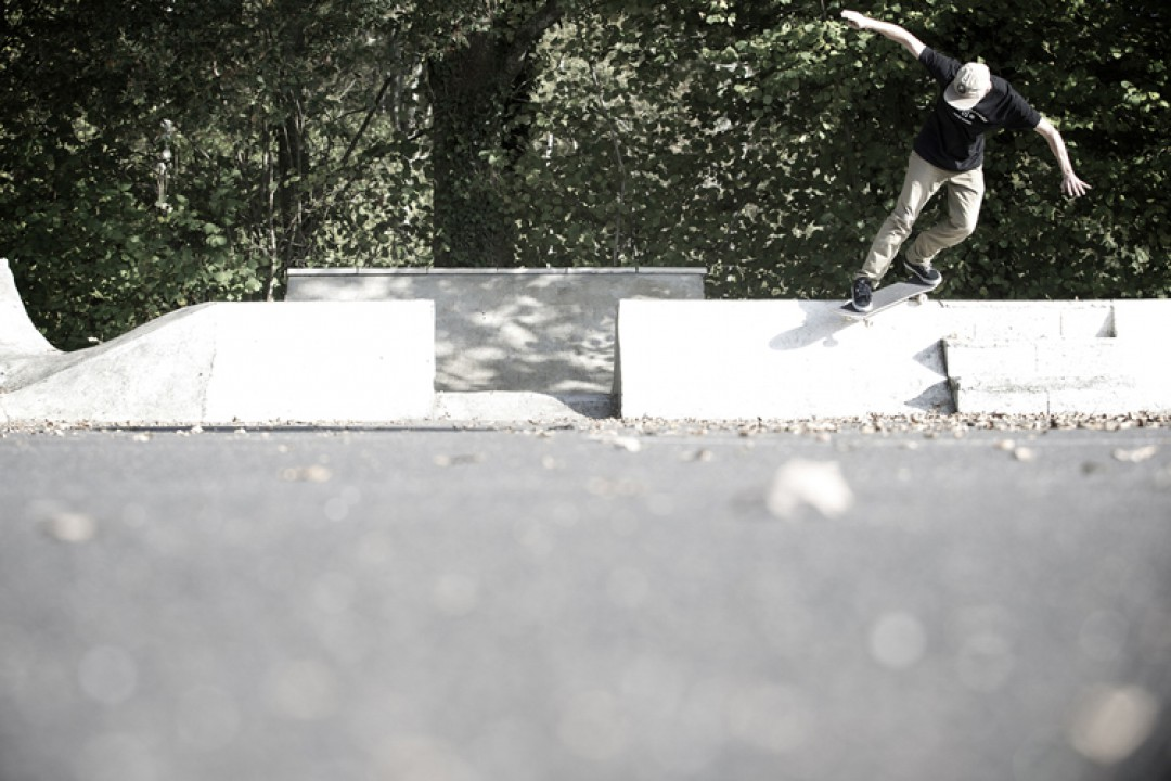 Bastien Marlin, backside smith.