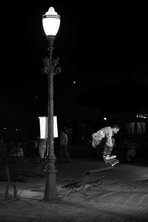 Dani Lebron, fs flip. photo: Marcel Veldman