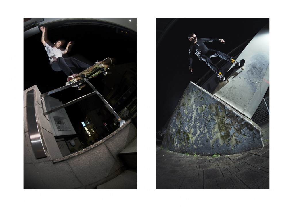 Igor Fardin -  Dropdown Bs Smith / Bank to Wallride