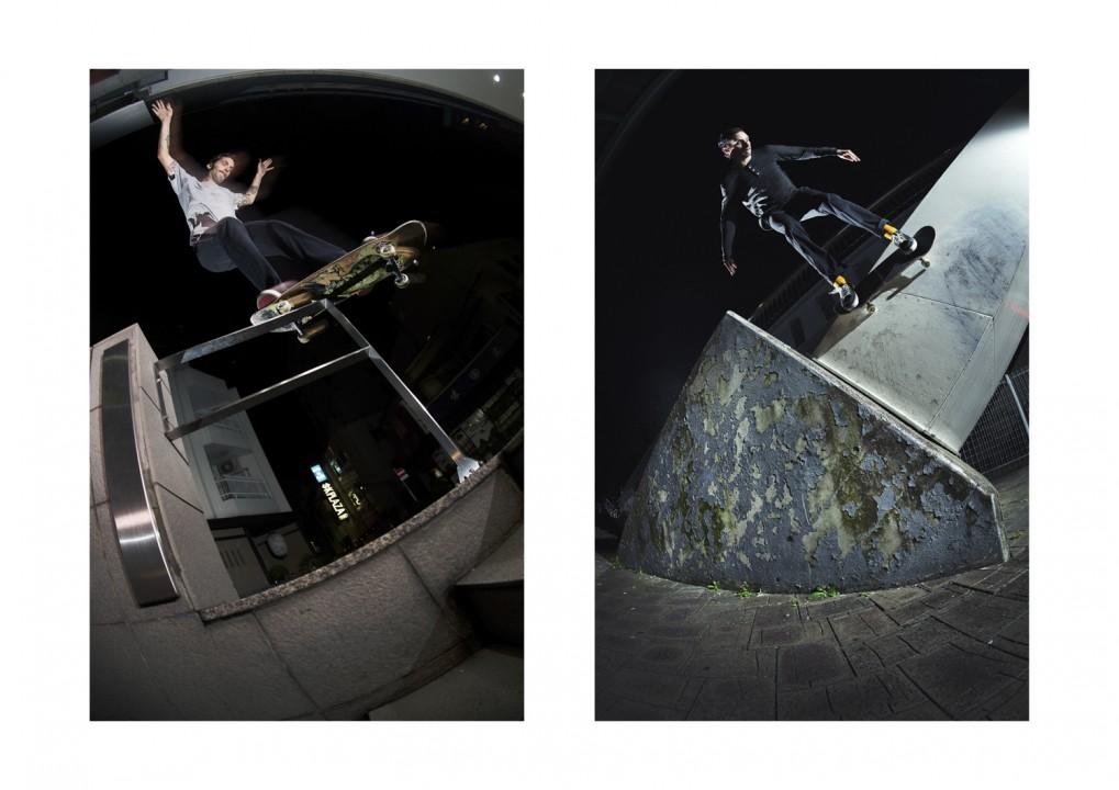 Igor Fardin - Dropdown Bs Smith / Bank to Wallride