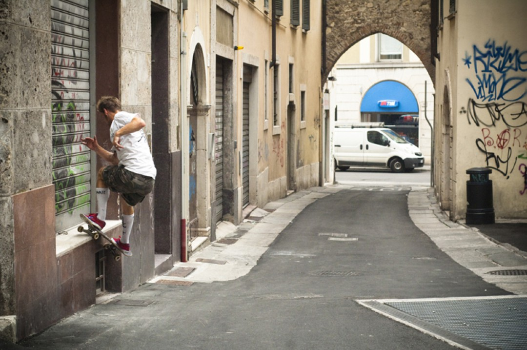 Vincent Coupeau, fs Smith, Brescia