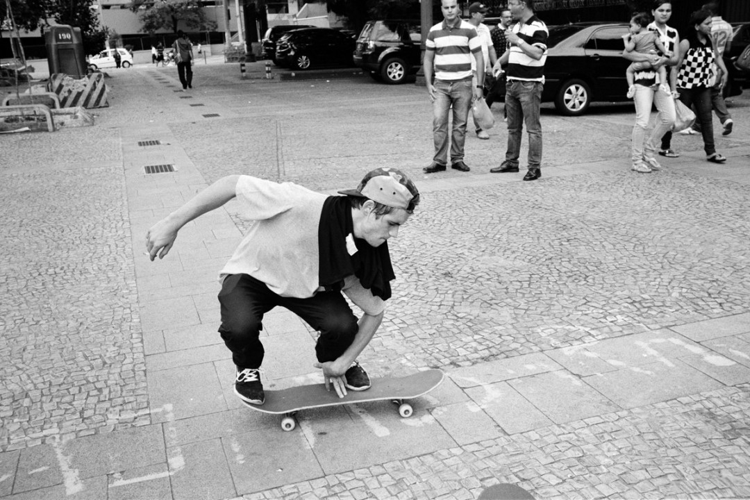 Maxime Geronzi, Sao Paulo. photo: Marcel Veldman
