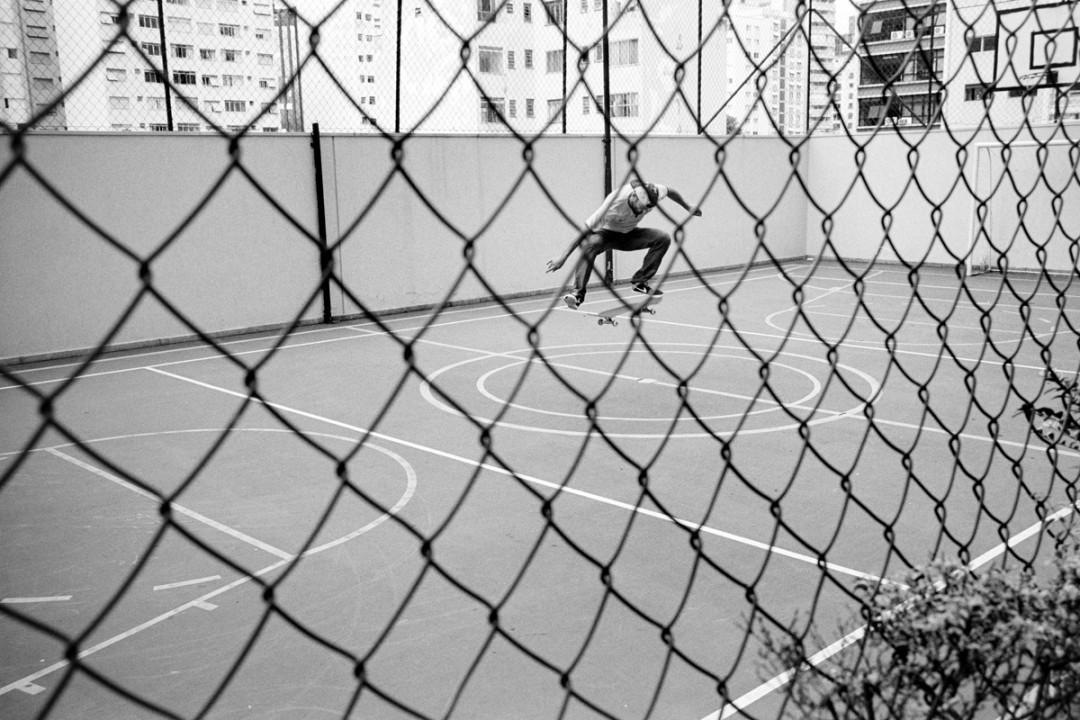 Dani Lebron, Sao Paulo. photo: Marcel Veldman