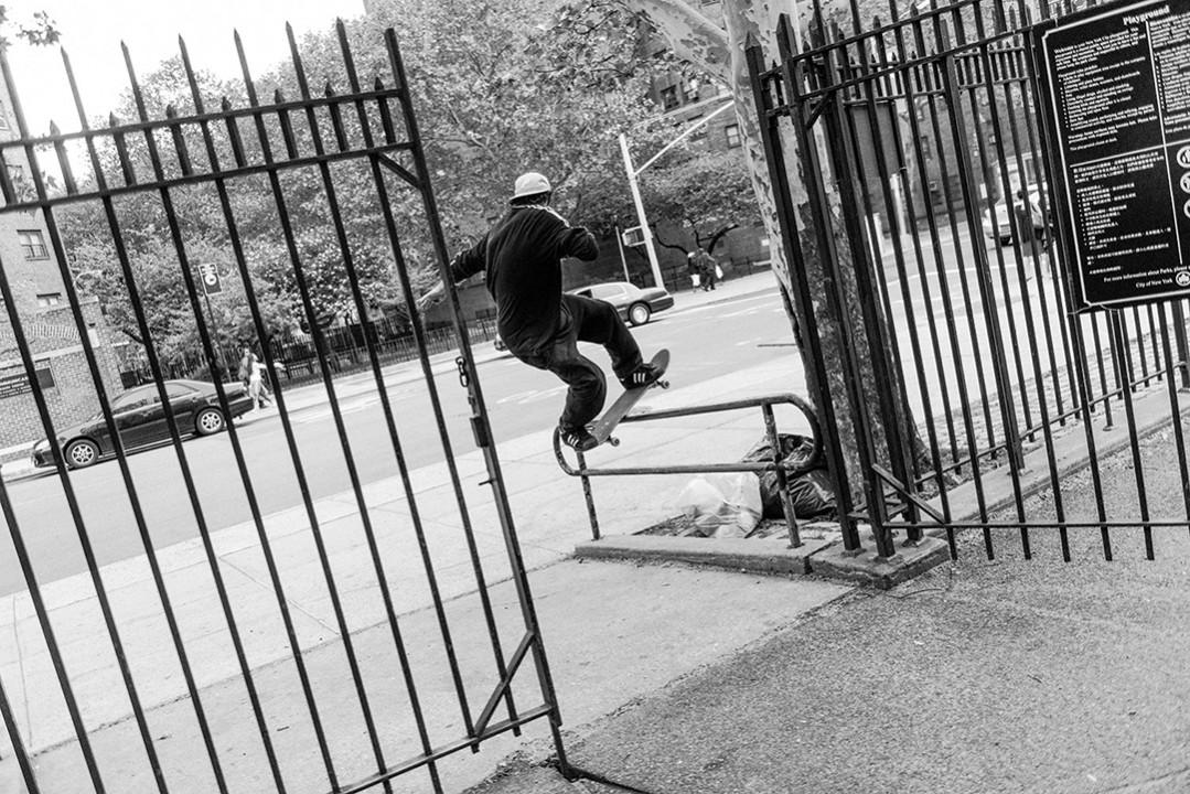 Chewy Cannon, fs boardslide