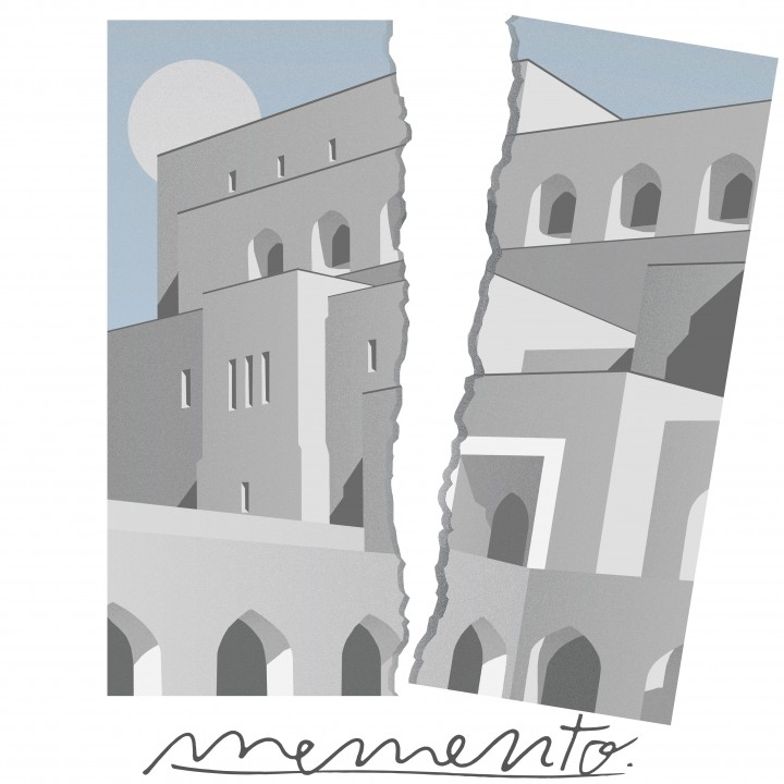 Memento / Villas maudites / Doomed villas / Florent Théron