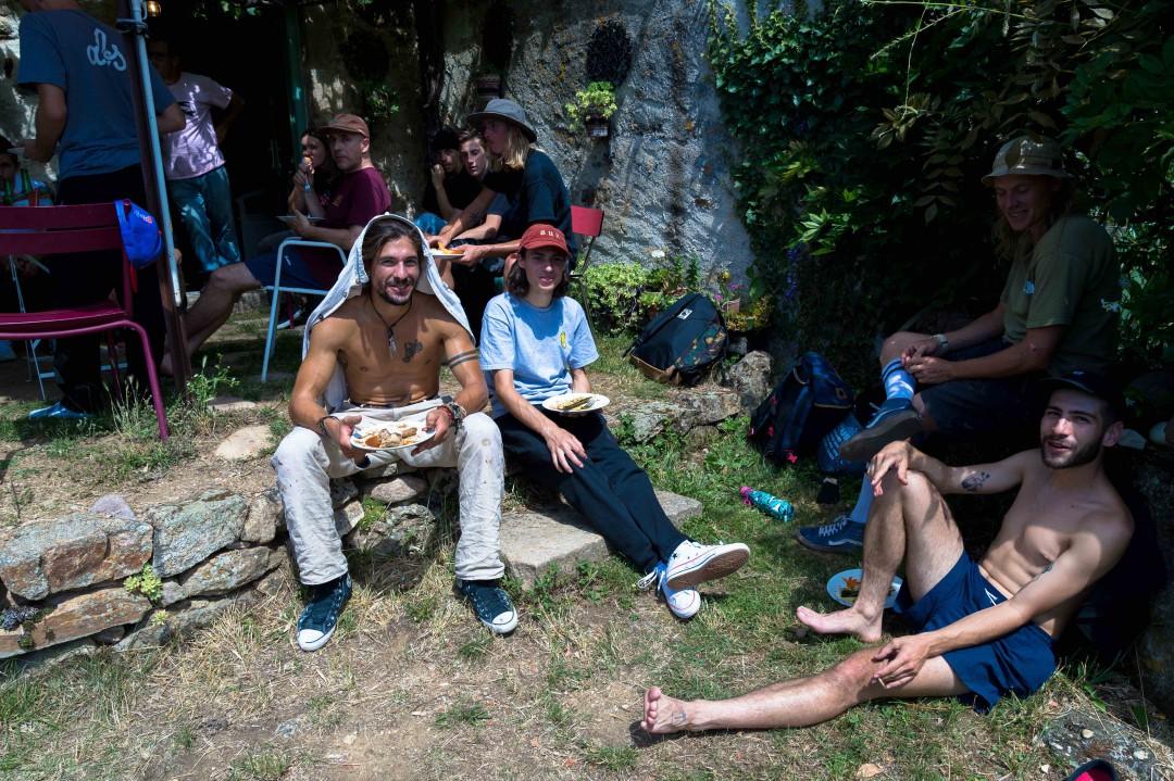 Grenoble youth! Ph.: Loïc Benoit