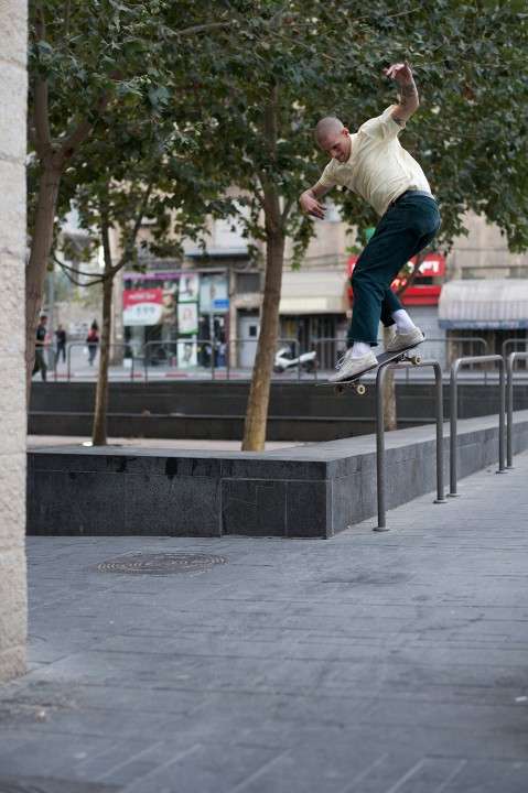Valentin Bauer, BS smith. ph: Loïc Benoit
